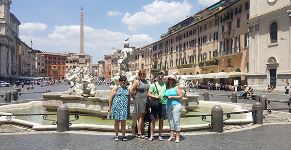 Gluten-free Food Tour of Rome